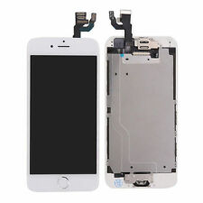 for Apple iPhone 6 6g Screen Touch LCD Digitizer Display Camera Button White