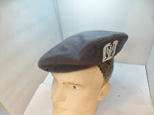 OLD POLISH ARMY GALEX PARATROOPER'S GRAY BERET