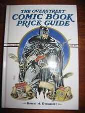 OVERSTREET COMIC BOOK PRICE GUIDE 2014-15 ~Hard Cover NM Nice!
