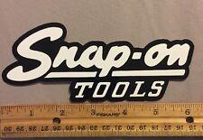 Snap-on Tools Retro B&W Logo Decal Sticker