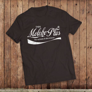 moloko plus T-Shirt, inspired by a clockwork orange