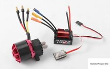 Mini Hydraulic Oil Pump Brushless 40A Motor ESC 870k Armageddon RC4WD VVV-S0090