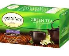NEW TWININGS GREEN TEA JASMINE NATURAL SOURCE OF ANTIOXIDANT DAILY KOSHER CARE