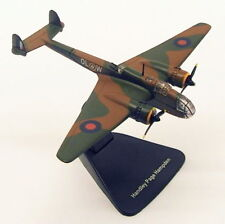 Atlas Editions 1/144 Scale Model Aeroplane 4 646 112 - Handley Page Hampden