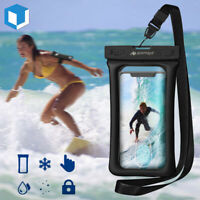 Swim Underwater Waterproof Dry Bag Pouch Case Cover for iPhone 11/12/XS /Samsung