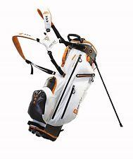Big Max Standbag - Dri Lite G - 14er Divider - white/charcoal/orange, Neuheit!