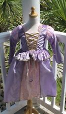 Rapunzel Princess Costume dress - Tangled - Girls New Size Small 1-3 Toddler