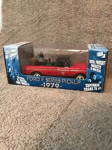 1979 Ford Truck F100 F150 (NEW) Liberty Classics 1:24 Scale Collectible.