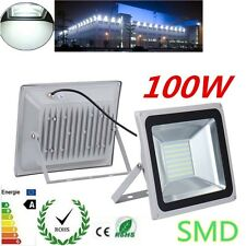 100W SMD LED Flood Light Garden Outdoor Security Light Lamp IP65 Cool White 220V