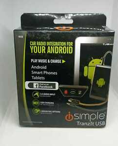 iSimple IS32 Tranzit USB AUX Radio Car Intergration For Android Iphone MP3