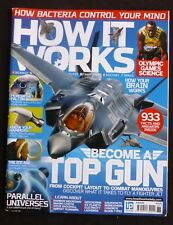 How It Works, Issue 88, Science, Environment, Technology, Transport, History ++