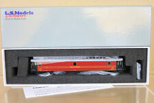 LS MODELS 40401 SNCF EST POSTES RED OCEM PTT PAyi POST MAIL COACH 41523 Ep II n