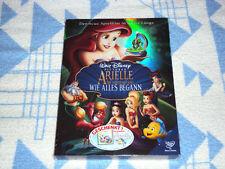 Arielle die Meerjungfrau - Wie alles begann DVD DISNEY Z4 EDITION  NEU OVP