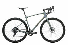 2019 Giant Revolt Advanced 1 Gravel Bike Med/Large Carbon SRAM Apex Disc 1x11