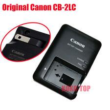 Genuine Original Canon CB-2LC Charger for NB-10L SX40 SX50 SX60 G15 G16