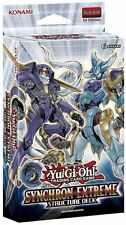 Yu-Gi-Oh Synchron Extreme Structure Deck 1st Ed - Factory Sealed - Ships Free!