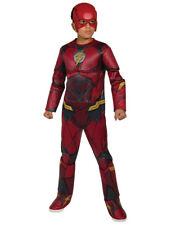 Flash Kids Deluxe  Costume, Medium, Age 5 - 7 years, Height 127 - 137 cm