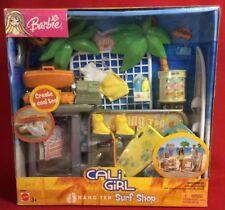 Barbie California Girl Surf Shop B5894 Mattel año 2003