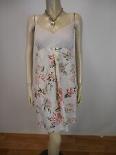 JAG Silk Mix Sun Dress sz 14 16 Beautiful - BUY Any 5 Items = Free Post
