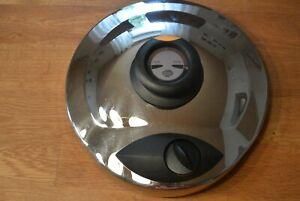 AMC Secuquick Softline Schnellkochtopfdeckel für Töpfe 20 cm Durchmesser