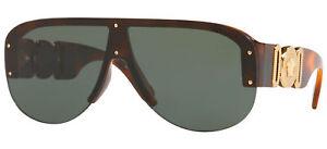 Versace MEDUSA BIGGIE VE 4391 Havana/Dark Green 48/14/140 men Sunglasses