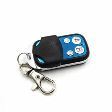 4 Channel Wireless Remote Control Learning Code RF Remote Control 433MHz NEW