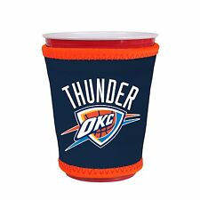Oklahoma City Okc Thunder Kup Holder Coolie for Solo Cups, Pint Glasses, Coffee