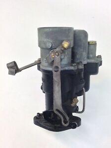 CARTER W-1 CARBURETOR 438S 1938-1939 HUDSON 6 CYLINDER ENGINE