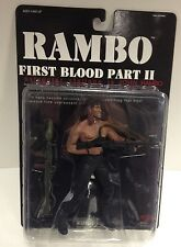 2001 N2 TOYS RAMBO FIRST BLOOD PART II ACTION FIGURE SET SYLVESTER STALONE S22