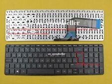 For HP 15-p000 17-p000 17-f000 17t-f000 17z-f000 Keyboard Spanish Teclado Black