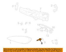 GM OEM-Headlight Headlamp Bulb 19257058