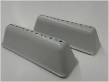 2 x ORIGINAL Bauknecht Whirlpool Mitnehmer Rippe Waschmaschine Trommelrippe