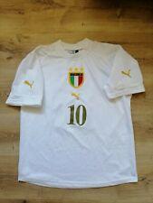 Totti #10 Italy National Team Football Jersey 2004 2005 Shirt Calcio Maglia M