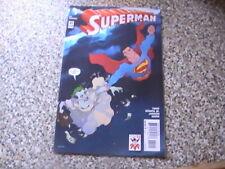SUPERMAN # 41  JOKER 75 COVER    DC COMICS