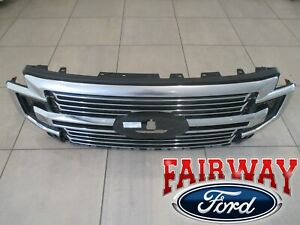 20 thru 21 Super Duty F-250 F-350 LIMITED Model OEM Genuine Ford Grille Grill