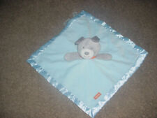 Hug Me dog just one year baby security lovely blanket euc lovey