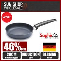 WOLL Saphir Lite Induction Medium Pan Frypan 20cm! Made in Germany! RRP $220.00!