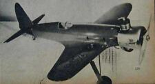 1935 P&W Wasp Jr Howard Hughes Racing Plane HowTo build PLANS