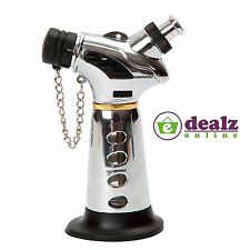 Dexam Compact Cooks Chefs Blow Kitchen Catering Torch Novelty Gift