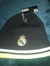 Real Madrid CF soccer Beanie skull winter Hat cap   sobrero de fútbol --- NEW