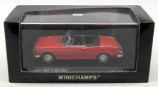 Voitures, camions et fourgons miniatures rouge Cabriolet pour Peugeot