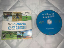 Wii Sports ~ Nintendo Wii ~ 2006 ~ Disc and Sleeve No Manual; Tested & Working