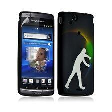 Housse coque étui gel pour Sony Ericsson Xperia Arc / Arc S motif LM05