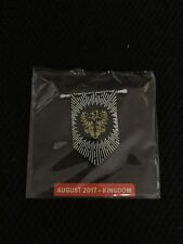 Loot Crate DX August 2017 Kingdom Pin