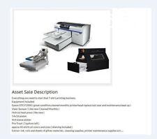 Dtg Printing Machine Viper 1 Pretreat Machine Hotronix Heat Press Dtg Printer