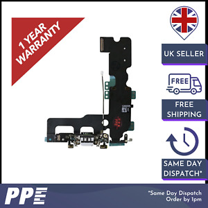 For iPhone 7 Plus White Charger Replacement Parts Port Connector Flex Cable
