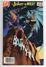 DC COMICS  BATMAN  366  1983  1ST JASON TODD IN ROBIN COSTUME  JOKER COVER
