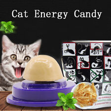 New listing Cat snacks catnip sugar candy licking solid nutrition energy ball toys healthyYh
