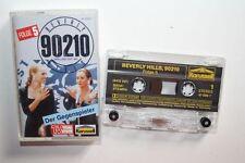 BEVERLY HILLS 90210 Folge 5 der Gegenspieler MC Kassette KARUSSELL Hörspiel