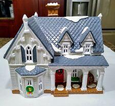 New ListingDepartment 56 Original Snow Village Gothic Farmhouse #54046 Excellent Condition